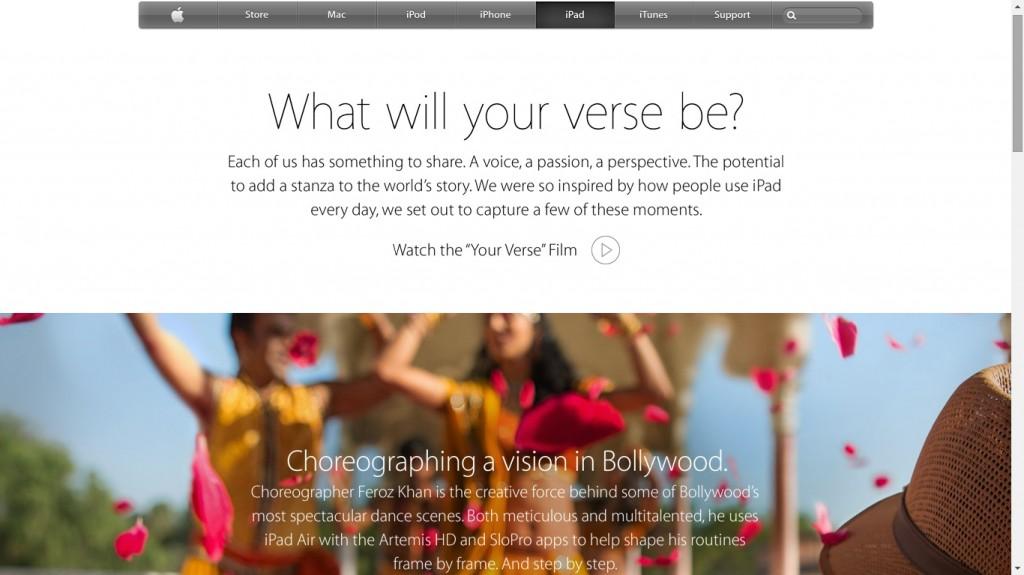 iPad Customer Stories